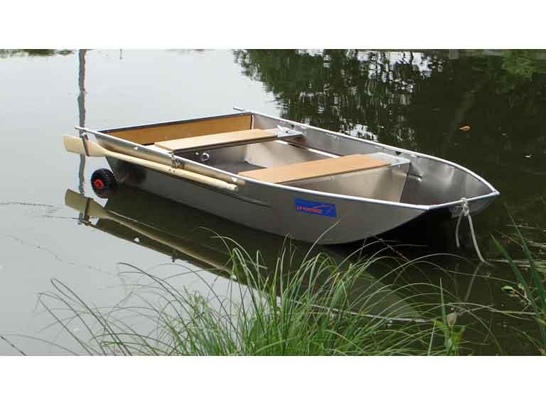 Barco Lancha Bote aluminio
