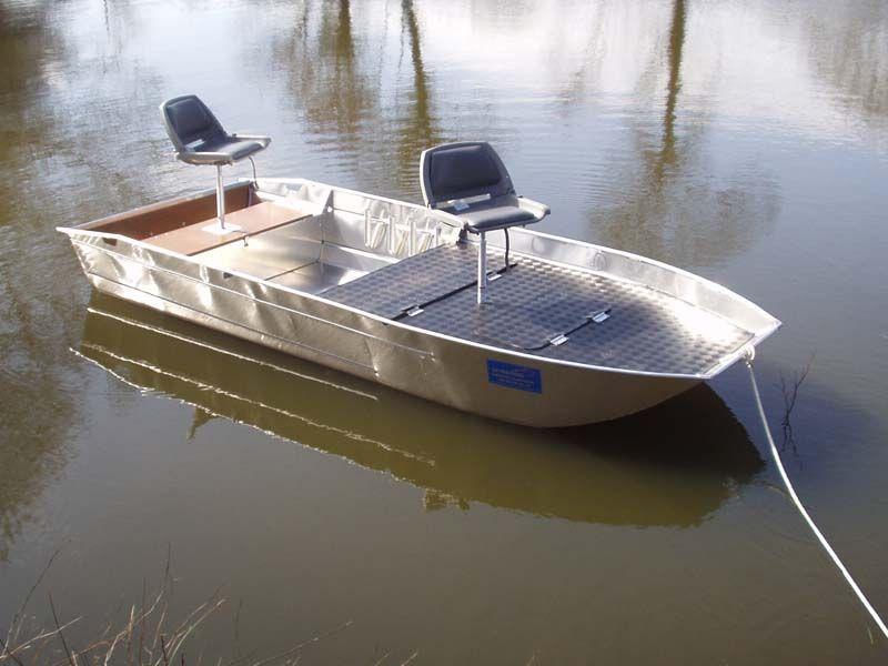 Barco de pesca de aluminio (11)