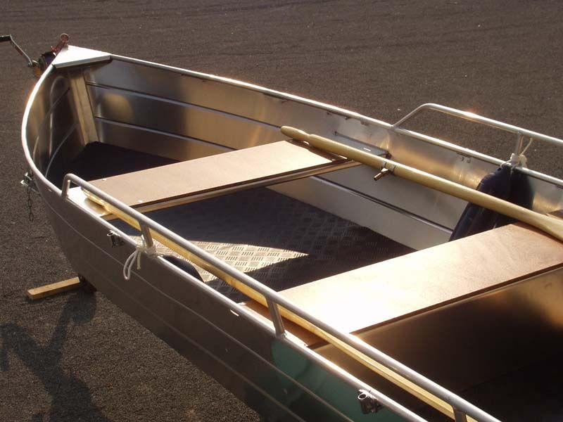 Barco de pesca de aluminio (14)