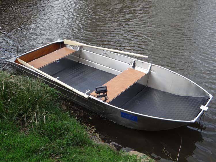 Barco de pesca de aluminio (17)