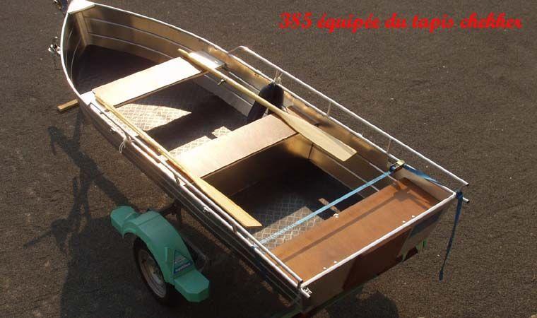 Barco de pesca de aluminio (2)