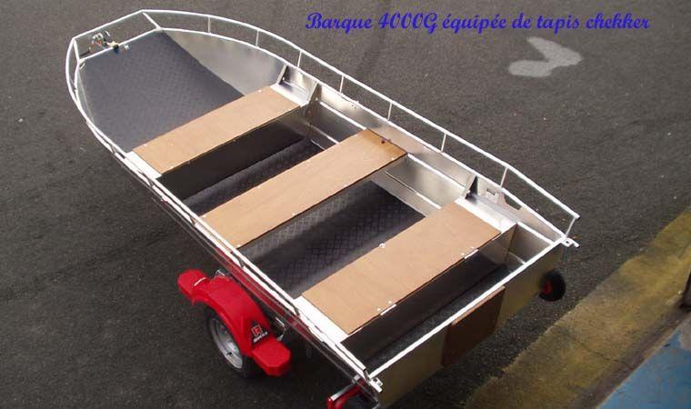 Barco de pesca de aluminio (3)