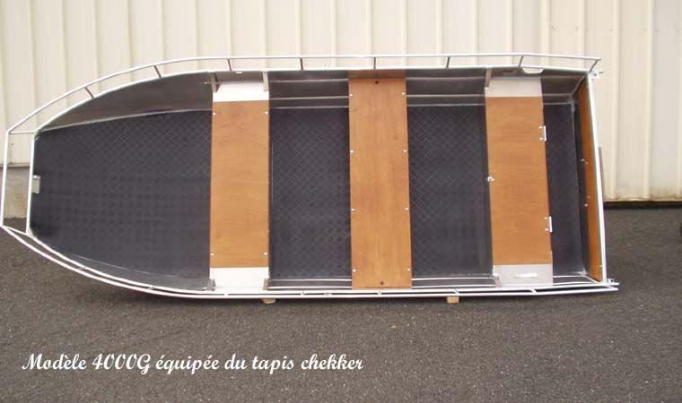Barco de pesca de aluminio (6)