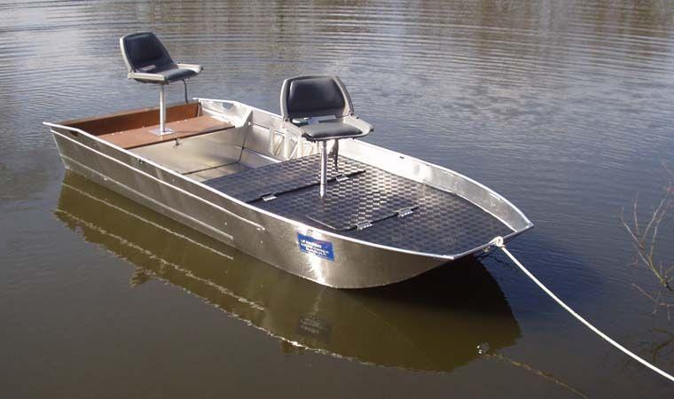 Barco de pesca de aluminio (8)