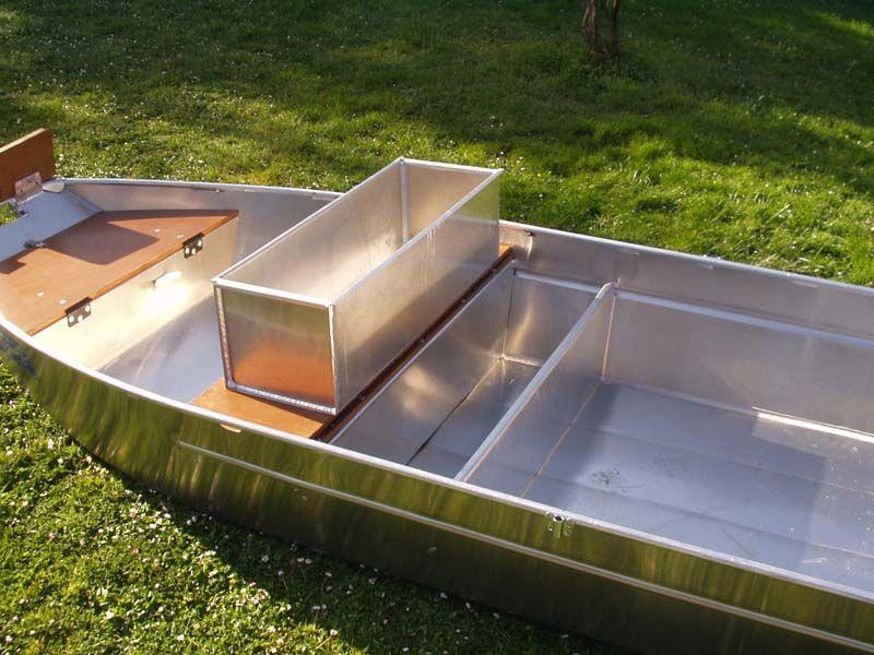 Barco de aluminio hecho a mano (19)